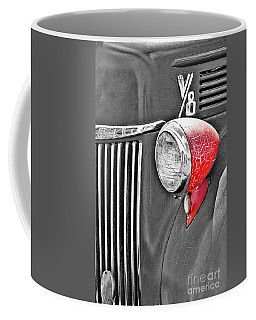 1944 Ford Pickup - Headlight - Sc Coffee Mug