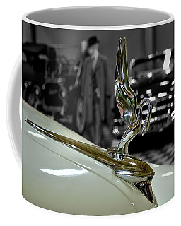 1947 Packard Hood Ornimate Coffee Mug