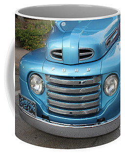 1948 F 1 Series Ford Pickup Truck Coffee Mug