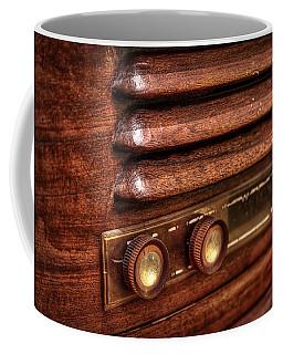 1948 Mantola Radio Coffee Mug