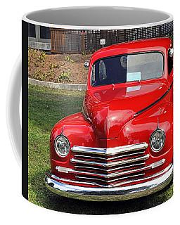 1948 Plymouth Coupe Coffee Mug