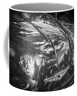 1949 Chevrolet Sedan Bw Coffee Mug