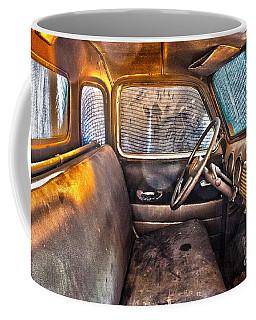 1949 Chevy Truck Cab Coffee Mug