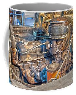 1949 Chevy Truck Engine Coffee Mug