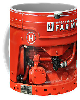 1949 Farmall Tractor Coffee Mug
