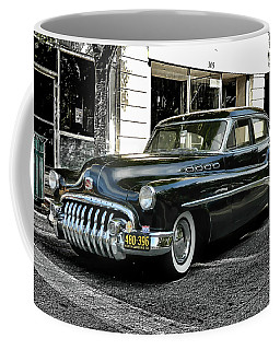 1950 Buick Coffee Mug