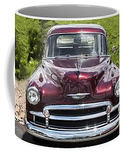 1950 Chevrolet Beauty Coffee Mug