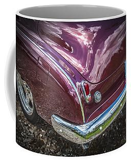 1950 Chevrolet Tailights And Bumper Coffee Mug