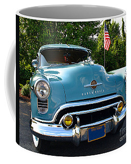1950 Oldsmobile Coffee Mug