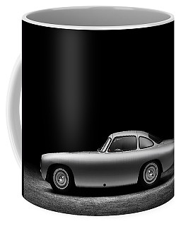 Coffee Mug featuring the photograph 1952 Mercedes 300 Sl  by Gianfranco Weiss