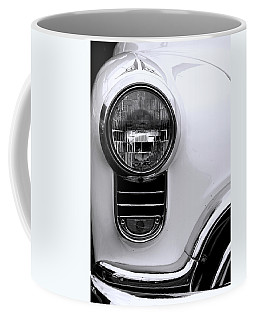 1952 Olds Headlight Coffee Mug