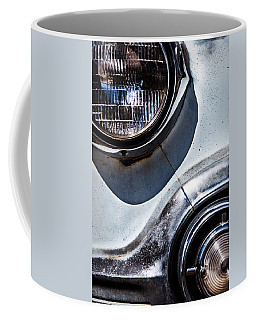 1953 Chevy Headlight Detail Coffee Mug