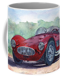 1954 Maserati A6 Gsc Tipo Mm Coffee Mug
