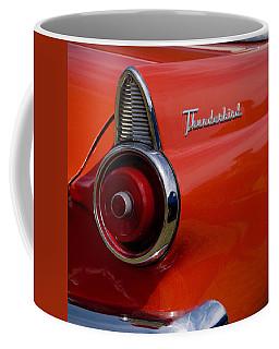1955 427 Thunderbird Tail Light Coffee Mug