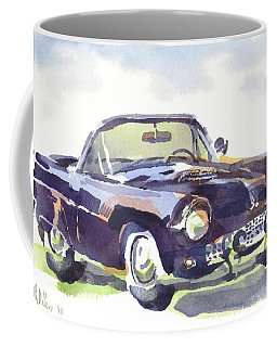 1955 Thunderbird Coffee Mug
