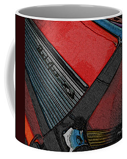 1957 Chevrolet Bel Air Coffee Mug