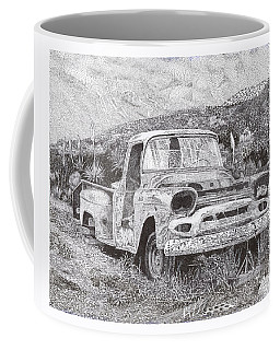 Ran When Parked Coffee Mug