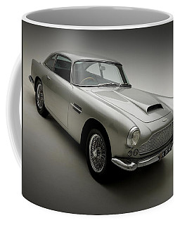Coffee Mug featuring the photograph 1958 Aston Martin Db4 by Gianfranco Weiss