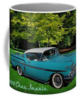 1958 Chev Impala Coffee Mug