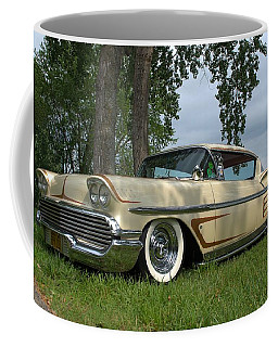 1958 Chevrolet Impala Coffee Mug by Tim McCullough