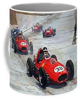 1958 Monaco Gp  Coffee Mug