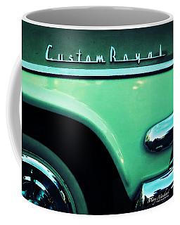 1959 D500 Dodge Custom Royal Coffee Mug by Mary Machare