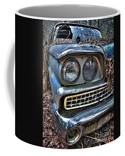 1959 Ford Galaxie 500 Coffee Mug
