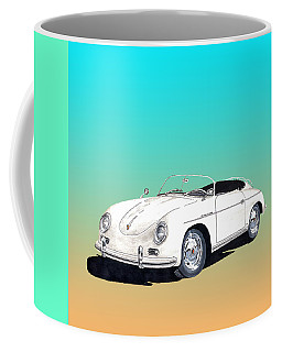 1959 Porsche Speedster Coffee Mug
