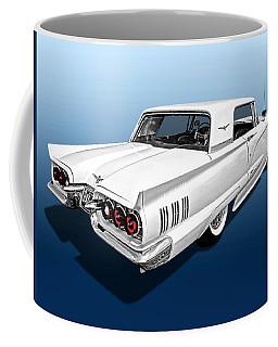 1960 Ford Thunderbird Coffee Mug