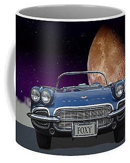 1961 Corvette Coffee Mug