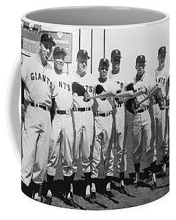 1961 San Francisco Giants Coffee Mug