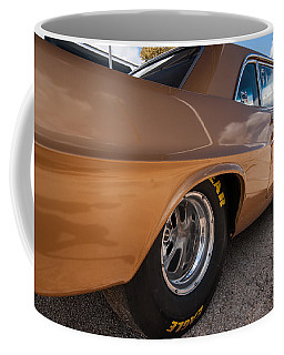 1963 Pontiac Lemans Race Car Coffee Mug
