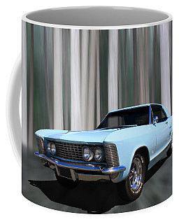 1964 Buick Riviera Coffee Mug by Keith Hawley