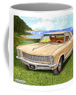 1965 Buick Riviera G S Coffee Mug