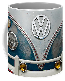 1965 Vw Volkswagen Bus Coffee Mug
