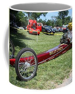 1967 Billy Lynch's Top Fuel Dragster Coffee Mug