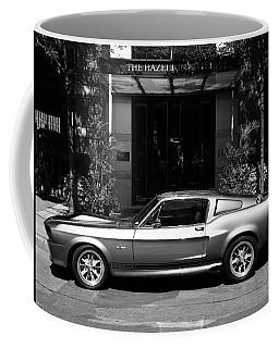 1967 Shelby Mustang B Coffee Mug