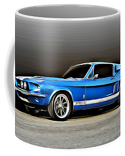 1967 Shelby Mustang Gt500 Coffee Mug