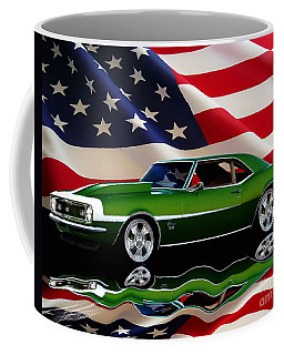 1968 Camaro Tribute Coffee Mug