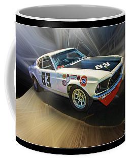 1969 Boss 302 Mustang Coffee Mug