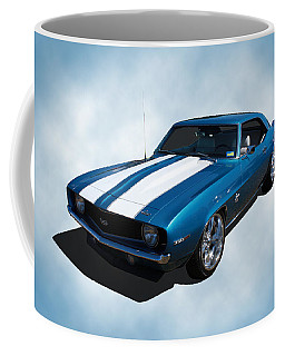 1969 Camaro Coffee Mug by Keith Hawley