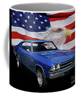 1969 Chevelle Tribute Coffee Mug