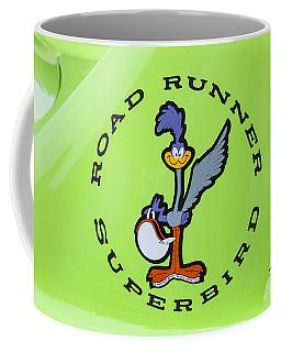 1970 Plymouth Superbird Roadrunner Coffee Mug