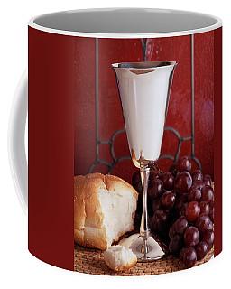 1970s Silver Communion Chalice Wine Coffee Mug