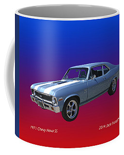 1971 Chevy Nova S S Coffee Mug