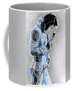 1972 Light Blue Wheat Suit Coffee Mug