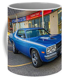 1974 Plymouth Roadrunner Coffee Mug