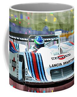 1982 Lancia Lc1 Martini Coffee Mug