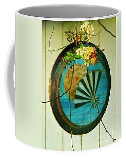 1st Blossoms Of My Shower Tree Coffee Mug by Craig Wood