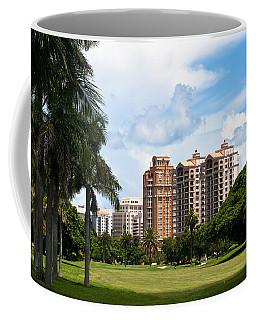 1st Hole At Granada Golf Course Coffee Mug